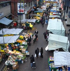 Surrey Street Market, Croydon