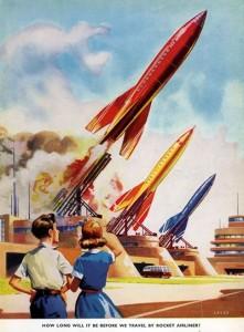 Rocket Lolly