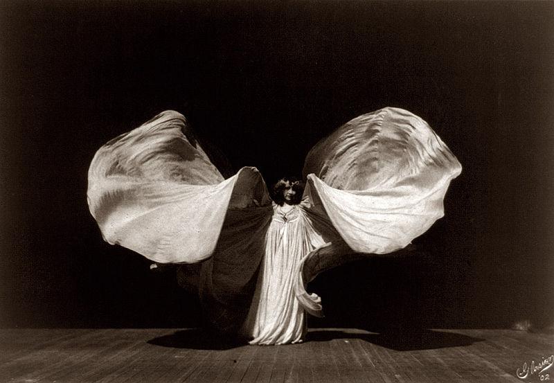 Loie Fuller, c1902