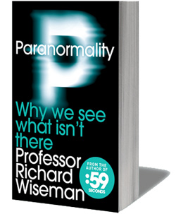 Paranormality book