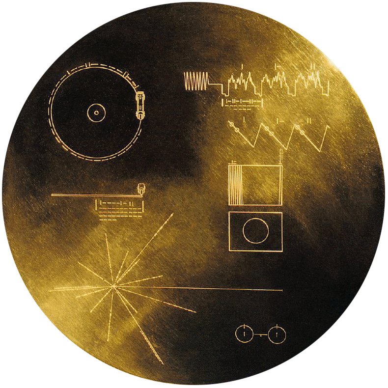 Find Us – music from the Voyager golden record