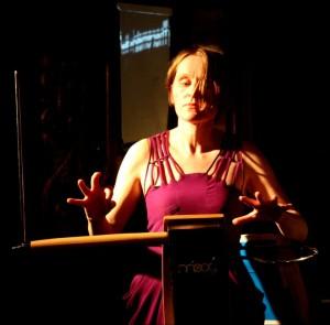 Sarah Angliss, Theremin