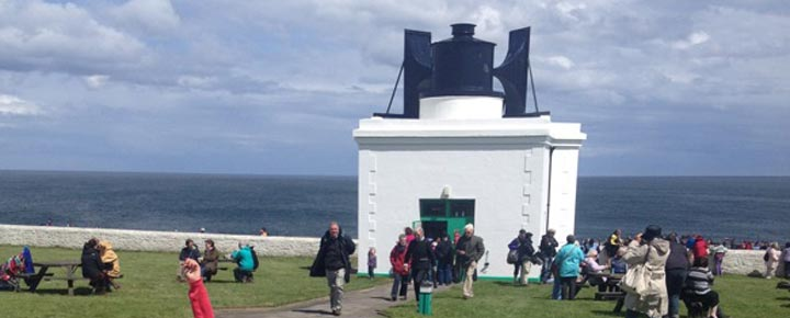 South Shields meets the sublime: A report on the Foghorn Requiem
