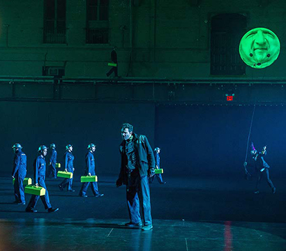 The Hairy Ape at Park Avenue Armory