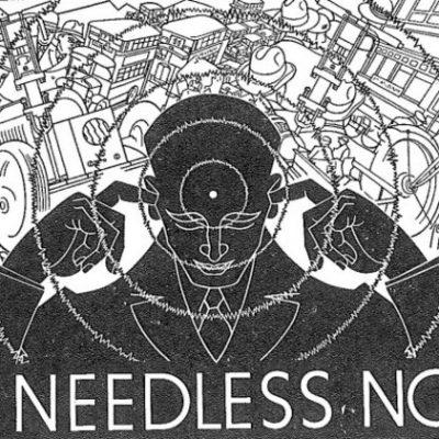 UK Anti-Noise League poster c1933 (source: Science Museum)